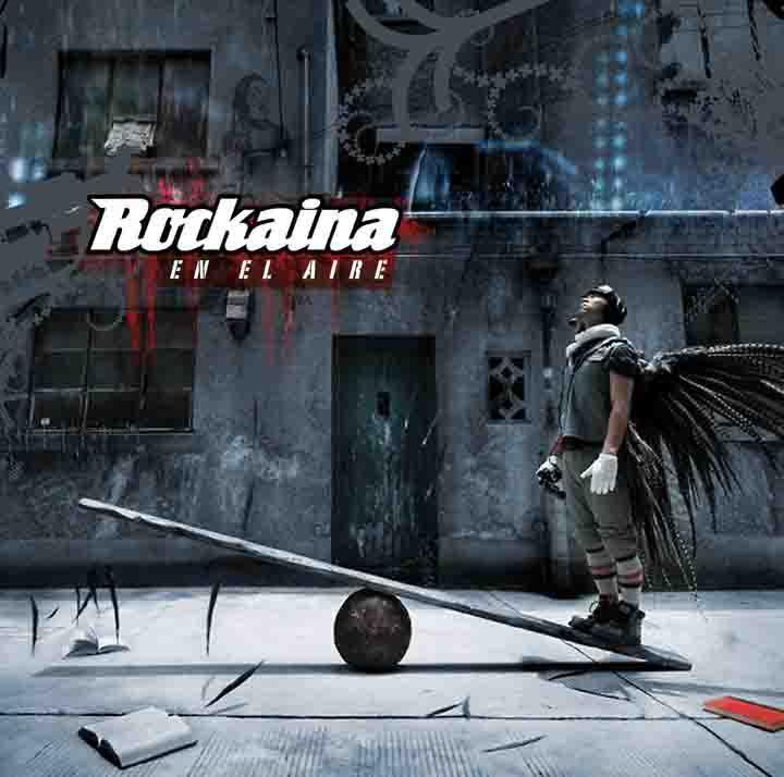 Rockaina_En el aire